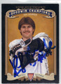 RAY BOURQUE AUTOGRAPHED HOCKEY CARD #120412M