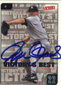 ROGER CLEMENS AUTOGRAPHED BASEBALL CARD #120510H