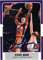 STEVE NASH AUTOGRAPHED BASKETBALL CARD #120512H