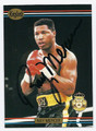 RAY MERCER AUTOGRAPHED BOXING CARD #120610M