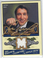CAM NEELY AUTOGRAPHED PIECE OF THE GAME HOCKEY CARD #120711M