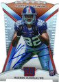 RUEBEN RANDLE AUTOGRAPHED ROOKIE FOOTBALL CARD #120712C