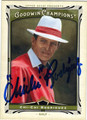 CHI CHI RODRIGUEZ AUTOGRAPHED GOLF CARD #120813F