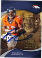 EDDIE ROYAL DENVER BRONCOS AUTOGRAPHED FOOTBALL CARD #12112G