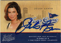 JULES ASNER AUTOGRAPHED CARD #12113H