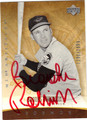 BROOKS ROBINSON AUTOGRAPHED & NUMBERED BASEBALL CARD #121211K