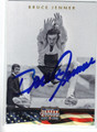 BRUCE JENNER AUTOGRAPHED OLYMPICS CARD #121312F
