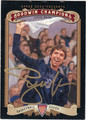 STEVE NASH AUTOGRAPHED BASKETBALL CARD #121312G