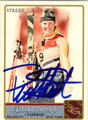 PICABO STREET AUTOGRAPHED CARD #121411D