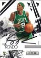 RAJON RONDO AUTOGRAPHED BASKETBALL CARD #121412D