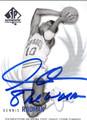 DENNIS RODMAN AUTOGRAPHED BASKETBALL CARD #121412i