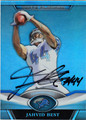 JAHVID BEST AUTOGRAPHED FOOTBALL CARD #121511A