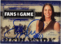 SUE BIRD AUTOGRAPHED CARD #121711E