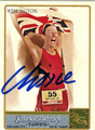 CHRISSIE WELLINGTON AUTOGRAPHED CARD #121711M