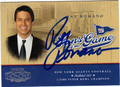 RAY ROMANO AUTOGRAPHED CARD #121711D