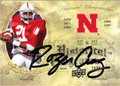 ROGER CRAIG AUTOGRAPHED FOOTBALL CARD #121811N