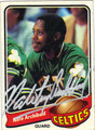 NATE ARCHIBALD AUTOGRAPHED VINTAGE BASKETBALL CARD #122012H