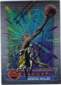 REGGIE MILLER INDIANA PACERS AUTOGRAPHED BASKETBALL CARD #122013O