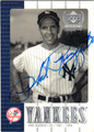 PHIL RIZZUTO NEW YORK YANKEES AUTOGRAPHED BASEBALL CARD #12213D