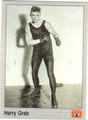 HARRY GREB BOXING CARD #122213Z