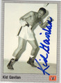KID GAVILAN AUTOGRAPHED BOXING CARD #122313K