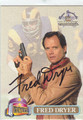 FRED DRYER LOS ANGELES RAMS & ACTOR AUTOGRAPHED CARD #122313Y
