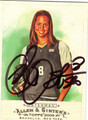 CAT OSTERMAN AUTOGRAPHED CARD #122610E