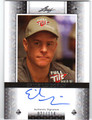 ERICK LINDGREN AUTOGRAPHED & NUMBERED POKER CARD #122712i