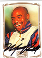 MIKE POWELL AUTOGRAPHED CARD #122811H