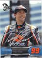 TRAVIS PASTRANA AUTOGRAPHED NASCAR CARD #122912A