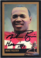 MIKE ROZIER AUTOGRAPHED HEISMAN FOOTBALL CARD #122813C