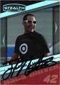 JUAN PABLO MONTOYA AUTOGRAPHED NASCAR CARD #123011P