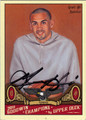 GRANT HILL AUTOGRAPHED BASKETBALL CARD #123011N