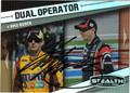 KYLE BUSCH AUTOGRAPHED NASCAR CARD #123111L