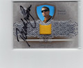 DAVID RAGAN AUTOGRAPHED & NUMBERED PIECE OF THE GAME NASCAR CARD #123112J