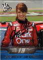 JENNIFER JO COBB AUTOGRAPHED NASCAR CARD #123012D