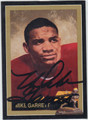 MIKE GARRETT AUTOGRAPHED HEISMAN FOOTBALL CARD #123113E