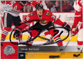 DAVE BOLLAND CHICAGO BLACKHAWKS AUTOGRAPHED HOCKEY CARD #123113F