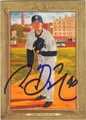 CHIEN-MING WANG AUTOGRAPHED BASEBALL CARD #12411J