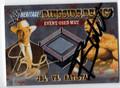 JBL & BATISTA AOUBLE AUTOGRAPHED WRESTLING CARD #12611D