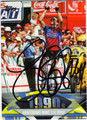 LANCE ARMSTRONG AUTOGRAPHED CARD #12513H