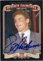 ERIC LINDROS AUTOGRAPHED HOCKEY CARD #12513i