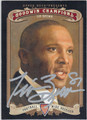 TIM BROWN AUTOGRAPHED FOOTBALL CARD #12913J