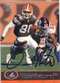 Dennis Northcutt Autographed Football Card 1294