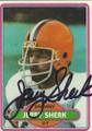 Jerry Sherk Autographed Football Card 1405