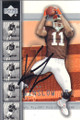 Kellen Winslow Jr. Autographed Card 1449
