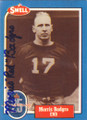 Morris Badgro Autographed Football Card 1533