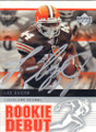Lee Suggs Autographed Football Card 1482