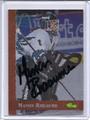 Manon Rheaume Autographed Hockey Card 1760