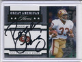 Roger Craig Autographed Football Card 1795